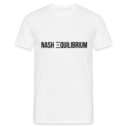 Nash equilibrium - Men's T-Shirt