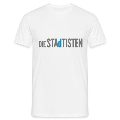 DIE STAdTISTEN - Männer T-Shirt