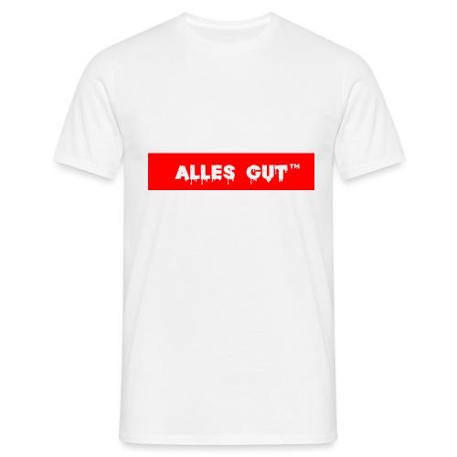 Alles gut! - Männer T-Shirt