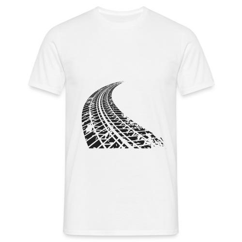 Koszulka motocykl 3 - Koszulka męska