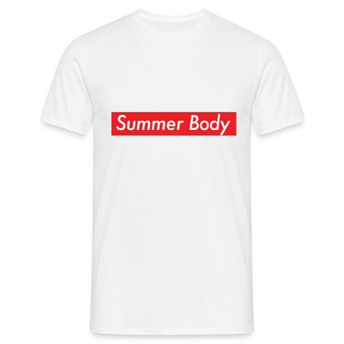 Summer Body - T-shirt Homme