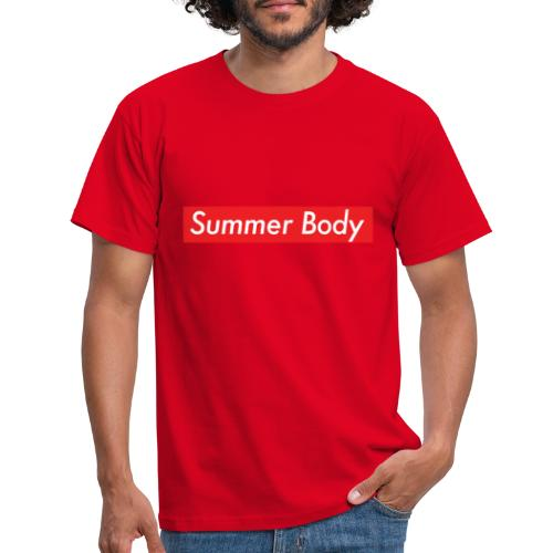 Summer Body - T-shirt Homme
