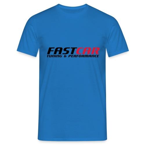 fastcar-eps - T-shirt herr