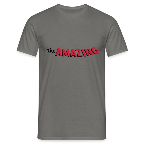 Amazing - Mannen T-shirt