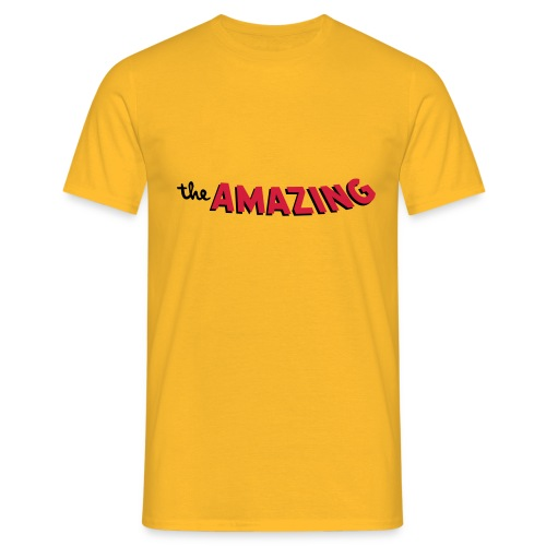 Amazing - Mannen T-shirt