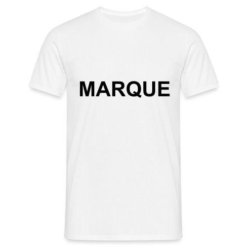 MARQUE - T-shirt Homme