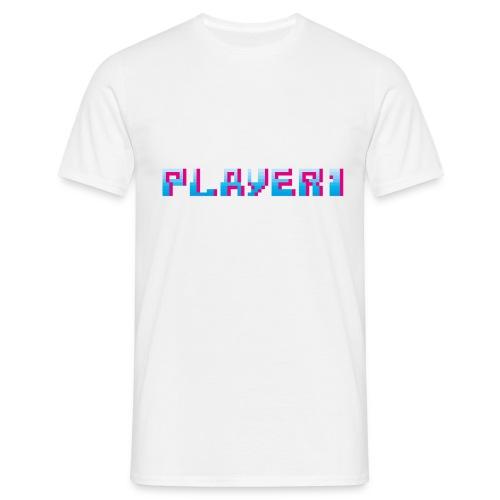 Arcade Game - Player 1 - Men's T-Shirt