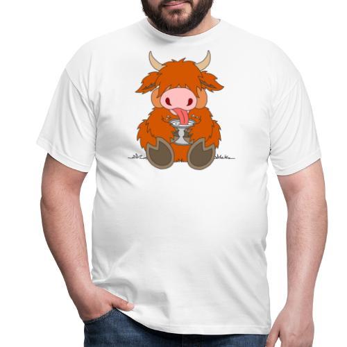 Shortcake - Die Milch macht's! - Männer T-Shirt