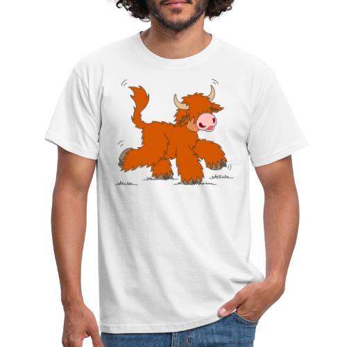 Shortcake - Rumgetrabe - Männer T-Shirt