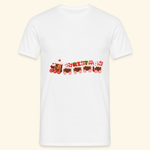 Christmas - Koszulka męska