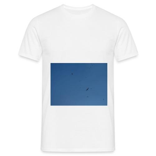 la danza in volo - Maglietta da uomo