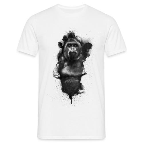 Gorilla - T-shirt Homme
