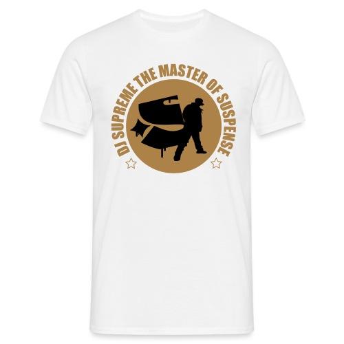 Master of Suspense T - Men's T-Shirt