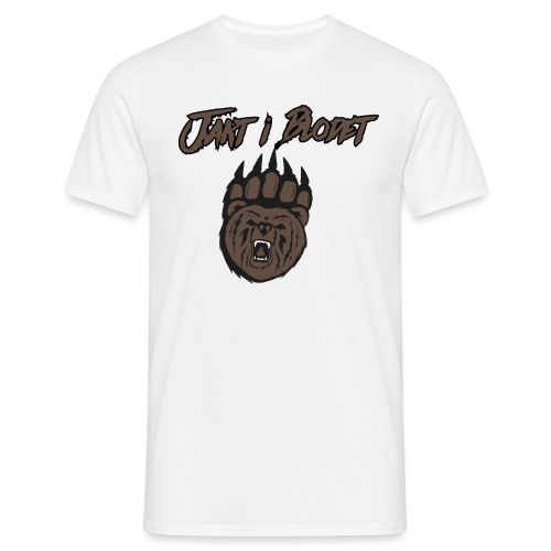 Jakt i blodet T-shirt - T-shirt herr