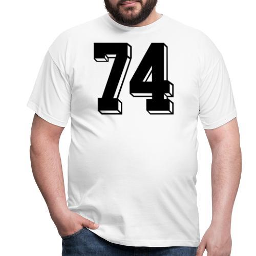 Football 74 - Men's T-Shirt