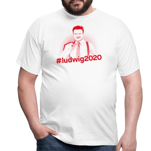 Ludwig 2020 Illustration - Männer T-Shirt