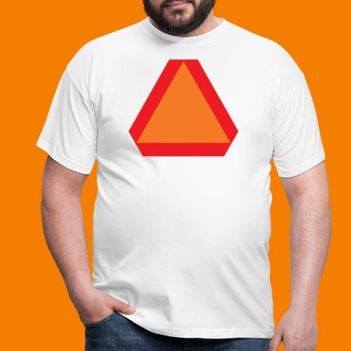 Långsamt gående - T-shirt herr