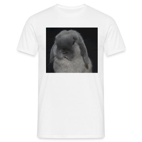 Conejo minilop mujer - Camiseta hombre