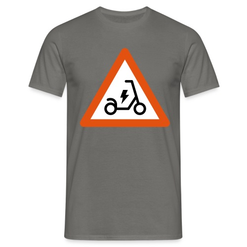 Electric Scooter - Maglietta da uomo