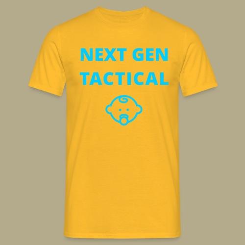 Tactical Baby Boy - Mannen T-shirt