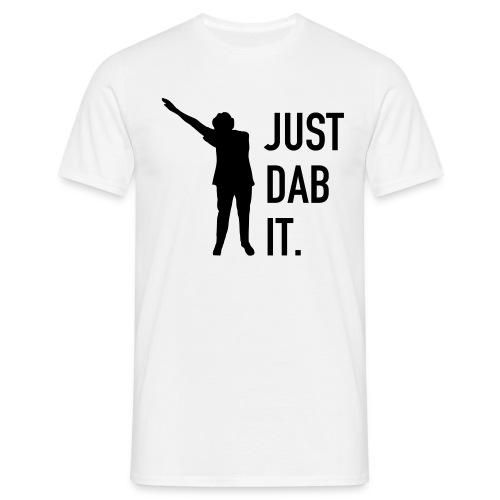 Just dab it – Ing-Britt - T-shirt herr