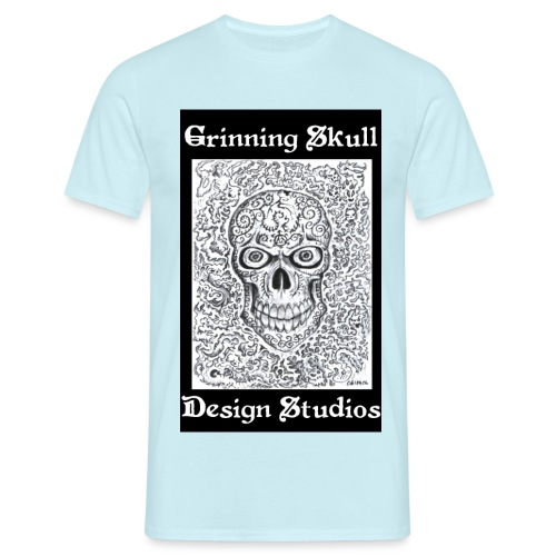 grims1 jpg - Men's T-Shirt