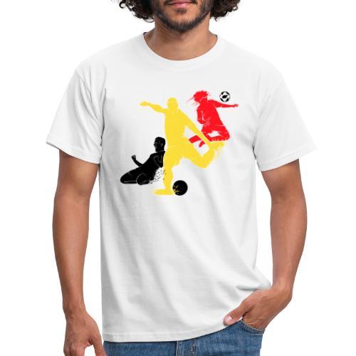 Belgique Football Fan - T-shirt Homme
