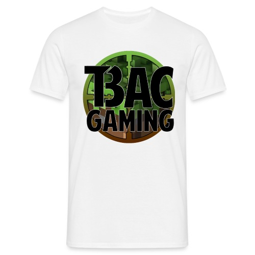 T.B.A.C Logo 4k - Men's T-Shirt