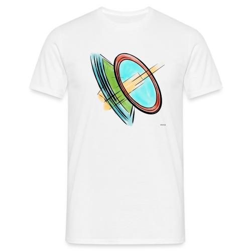 Circles - T-shirt herr