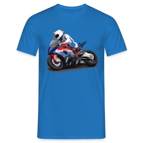 MOTO - Maglietta da uomo