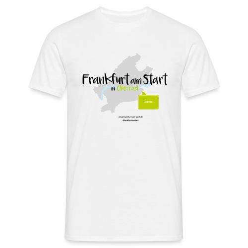 Frankfurt am Start - Oberrad - Männer T-Shirt