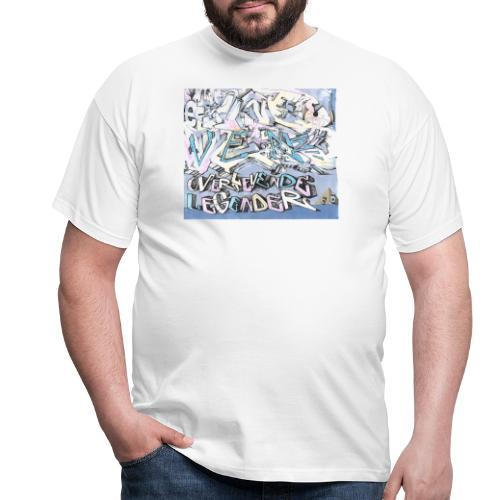 Evneverk Overlevende Legender Design - T-skjorte for menn