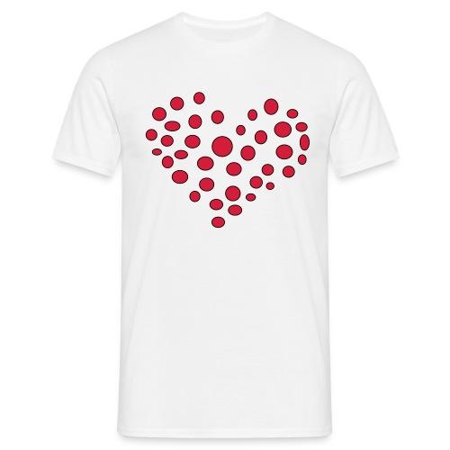 Polka - Herre-T-shirt