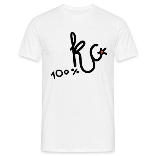 100%KC - Mannen T-shirt