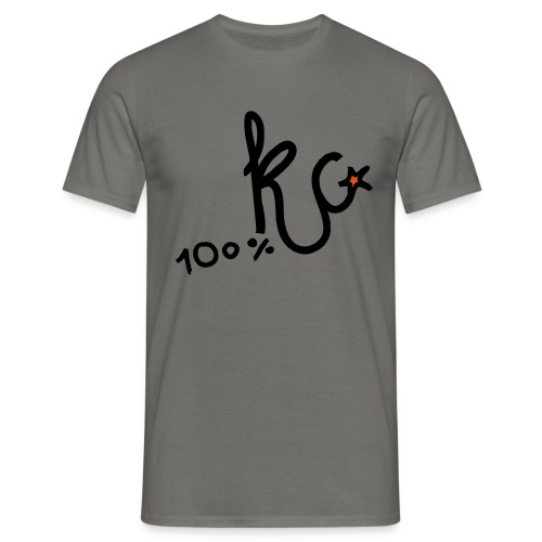 100%KC - Mannen T-shirt
