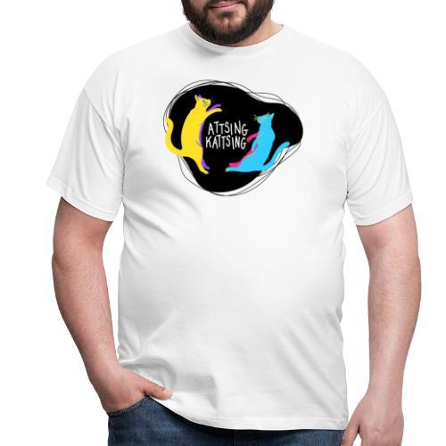 Katter - T-shirt herr