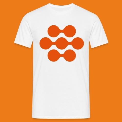 seed madagascar logo squa - Men's T-Shirt