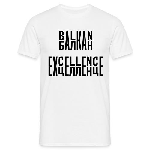 Balkan Excellence vert. - Men's T-Shirt