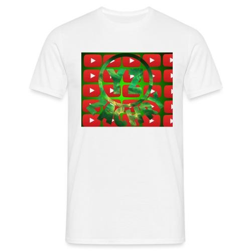 YZ-Muismatjee - Mannen T-shirt