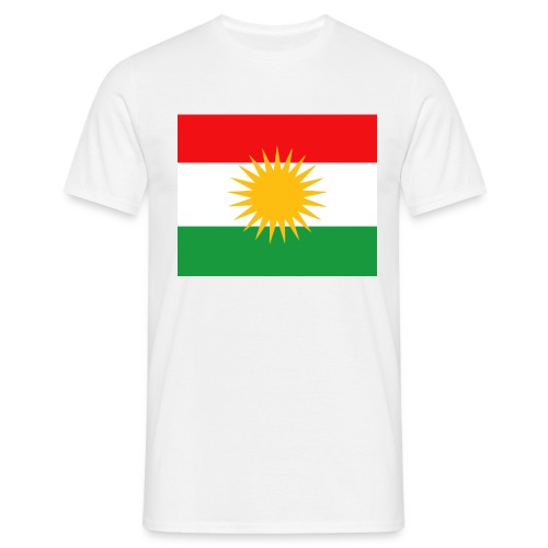 kurdistan - T-shirt herr