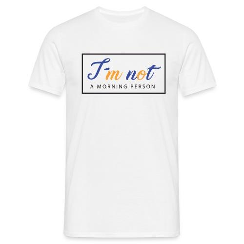 AA000040 - Camiseta hombre