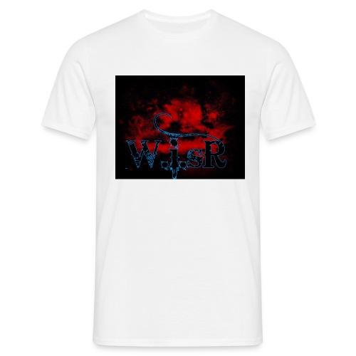 WISR Huppari - Miesten t-paita