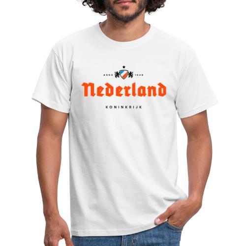 Nederland beerlabel - T-shirt Homme