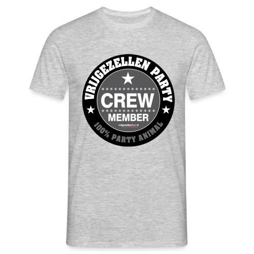 Vrijgezel begeleiding man - Mannen T-shirt