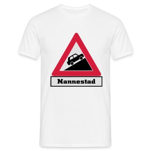 brattv nannestad a png - T-skjorte for menn