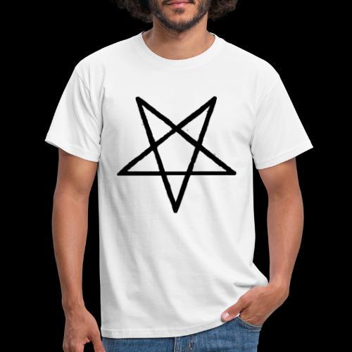 Pentagram2 png - Männer T-Shirt