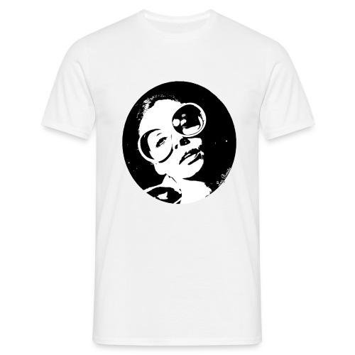 Vintage brasilian woman - T-shirt Homme
