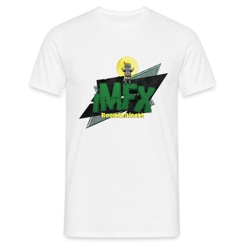 [iMfx] Lubino di merda - Maglietta da uomo