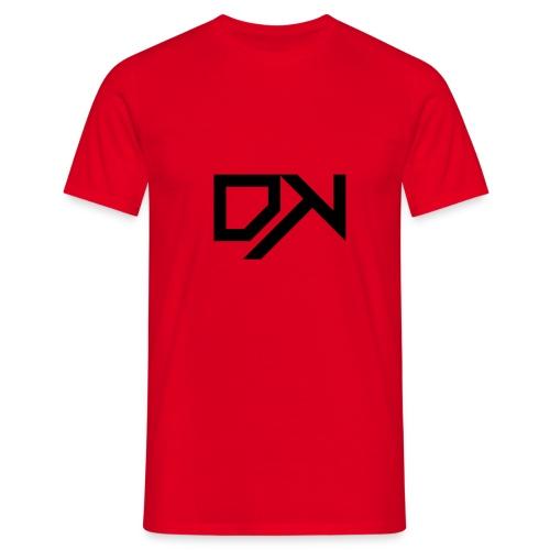 DewKee Logo T-Shirt Black - Men's T-Shirt