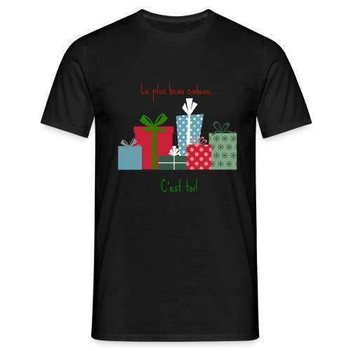 Le plus beau cadeau - T-shirt Homme